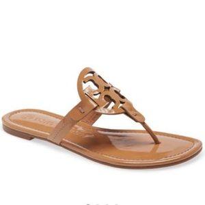 Tory Burch Miller Sandal Size 8